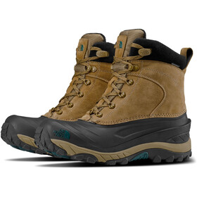 The North Face Chilkat III Botas Hombre, british khaki/tnf black